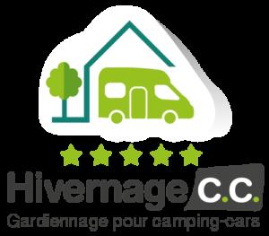 Logo Hivernage C.C. - Gardiennage pour camping-car
